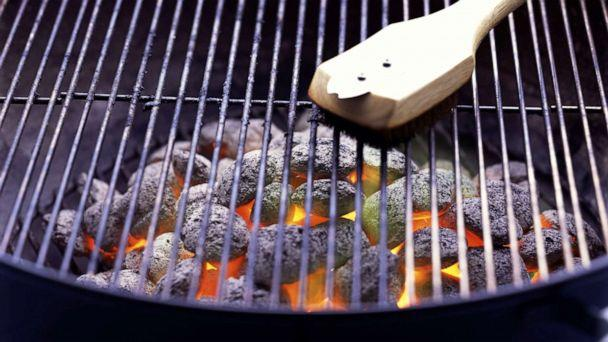 PHOTO: A charcoal grill is pictured in this undated stock photo. (STOCK PHOTO/Getty Images)
