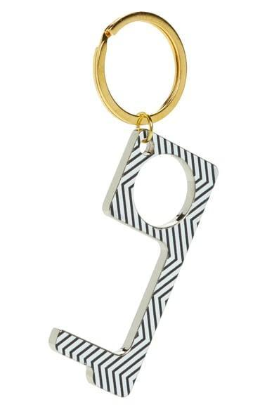 <p>This <span>Gemelli Protective Keychain</span> ($18) can be used to open doors or as a stylus on touch screens, so they can avoid touching dirty surfaces. </p>