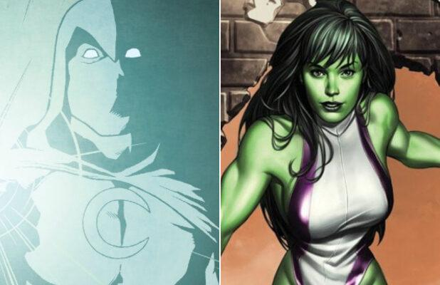 Marvel Finds Head Writers for 'She-Hulk' and 'Moon Knight' Disney+ Series