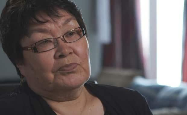 Rebecca Kudloo, president of Pauktuutit Inuit Women of Canada, said she is willing to work with mines to improve their harassment policies and create safer working environments.  (Eye on the Arctic - image credit)