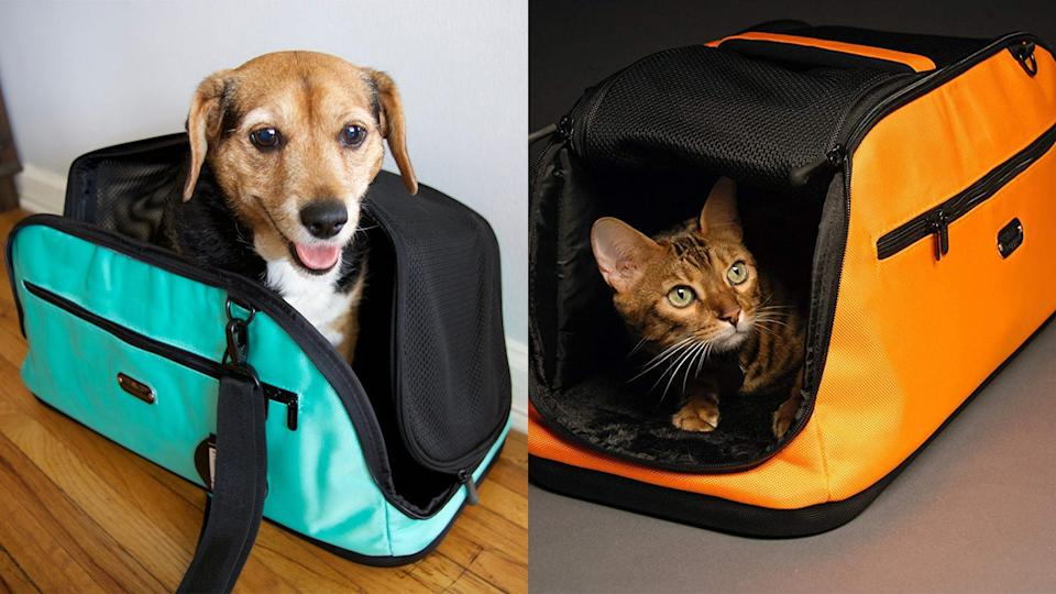The best gifts for travelers: Sleepypod Air In-Cabin Pet Carrier