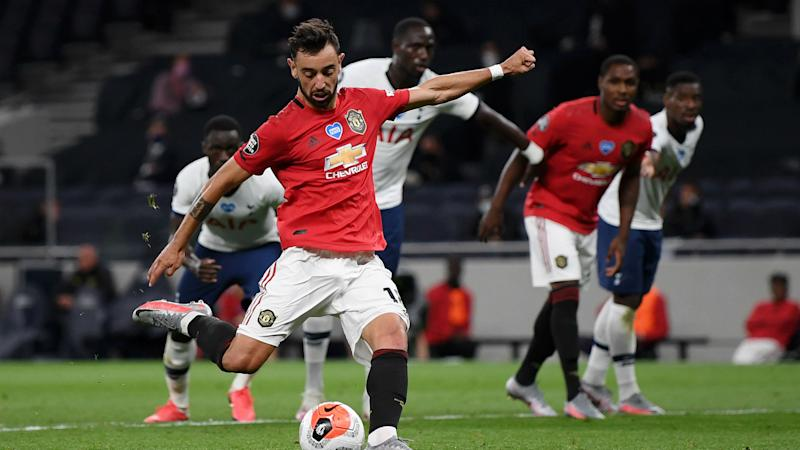 Bruno Fernandes backed to be Man Utd 'legend' like Beckham and Ronaldo