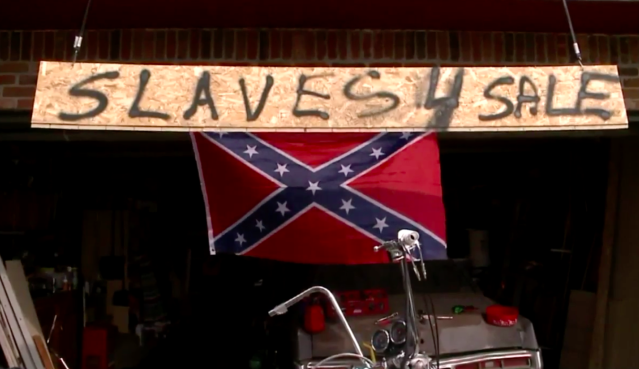 This was the recent display at Richard Geisenheyner's house.