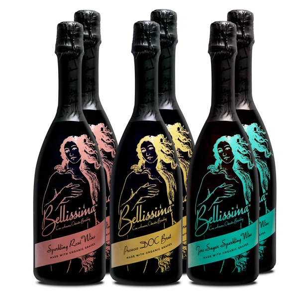 The Bellissima Prosecco Sampler Pack. (Photo: Splash Wines)