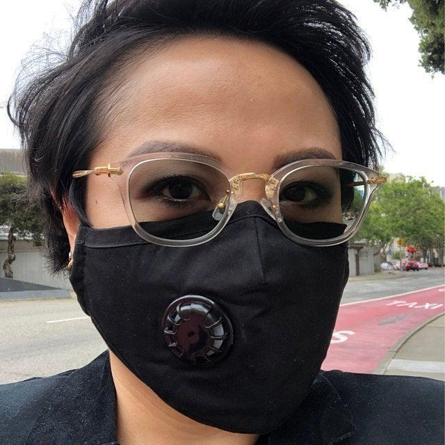 <p>Customers are obsessed with this <span>Washable Valve Mask</span> ($10, originally $12).</p>