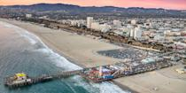 """<p>Santa Monica Beach is one of Los Angeles County's most beautiful strands, and its <a href=""""https://www.tripadvisor.com/Attraction_Review-g33052-d104238-Reviews-Santa_Monica_Pier-Santa_Monica_California.html"""" rel=""""nofollow noopener"""" target=""""_blank"""" data-ylk=""""slk:iconic pier"""" class=""""link rapid-noclick-resp"""">iconic pier</a> is a can't-miss attraction. In addition to an amusement park (a ride on the Ferris wheel is a must), you'll also find an aquarium, a historic carousel, and snack stands. </p><p><a class=""""link rapid-noclick-resp"""" href=""""https://go.redirectingat.com?id=74968X1596630&url=https%3A%2F%2Fwww.tripadvisor.com%2FHotel_Review-g33052-d82057-Reviews-Wyndham_Santa_Monica_at_the_Pier-Santa_Monica_California.html&sref=https%3A%2F%2Fwww.redbookmag.com%2Flife%2Fg34756735%2Fbest-beaches-for-vacations%2F"""" rel=""""nofollow noopener"""" target=""""_blank"""" data-ylk=""""slk:BOOK NOW"""">BOOK NOW</a> Wyndham Santa Monica at the Pier</p><p><a class=""""link rapid-noclick-resp"""" href=""""https://go.redirectingat.com?id=74968X1596630&url=https%3A%2F%2Fwww.tripadvisor.com%2FHotel_Review-g33052-d82054-Reviews-DoubleTree_Suites_by_Hilton_Santa_Monica-Santa_Monica_California.html&sref=https%3A%2F%2Fwww.redbookmag.com%2Flife%2Fg34756735%2Fbest-beaches-for-vacations%2F"""" rel=""""nofollow noopener"""" target=""""_blank"""" data-ylk=""""slk:BOOK NOW"""">BOOK NOW</a> Doubletree Suites by Hilton Santa Monica</p>"""