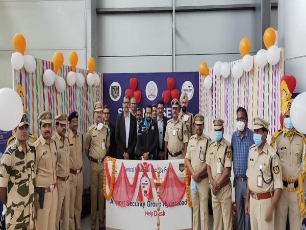 CISF Airport Security Group launched