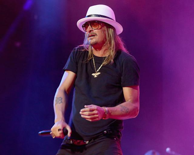 Co-owner says Kid Rock's Big Ass Honky Tonk Rock N' Roll Steakhouse in Nashville won't shut down after mayor's order. (Photo: Getty Images)
