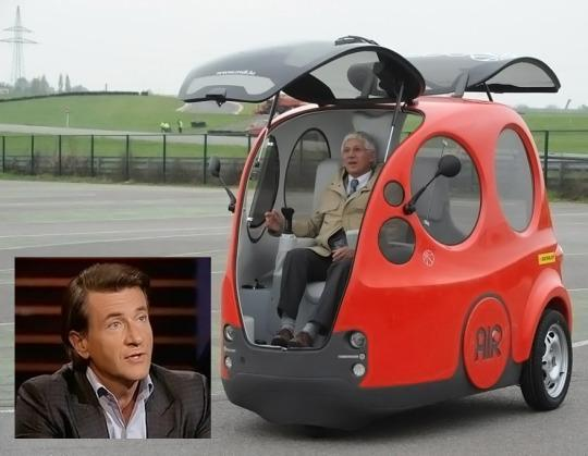Compressed Air Car >> Is This The Air Powered Car Of Tomorrow Shark Tank Thinks So