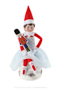 """<p><strong>The Elf on the Shelf</strong></p><p>amazon.com</p><p><strong>$21.95</strong></p><p><a href=""""https://www.amazon.com/dp/B07BBWB9JV?tag=syn-yahoo-20&ascsubtag=%5Bartid%7C10055.g.3033%5Bsrc%7Cyahoo-us"""" rel=""""nofollow noopener"""" target=""""_blank"""" data-ylk=""""slk:SHOP NOW"""" class=""""link rapid-noclick-resp"""">SHOP NOW</a></p><p>Any <em>Nutcracker </em>fan would get a kick seeing their elf dressed up as a sugar-plum fairy<em>.</em> Check out this set, which comes with a dress, a mini toy soldier, and a pair of ballet shoes. </p>"""