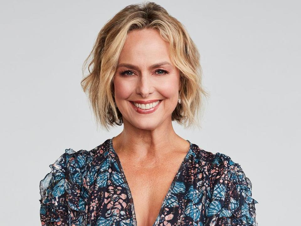 Melora Hardin will compete on 'Dancing With The Stars' (ABC/Maarten de Boer)