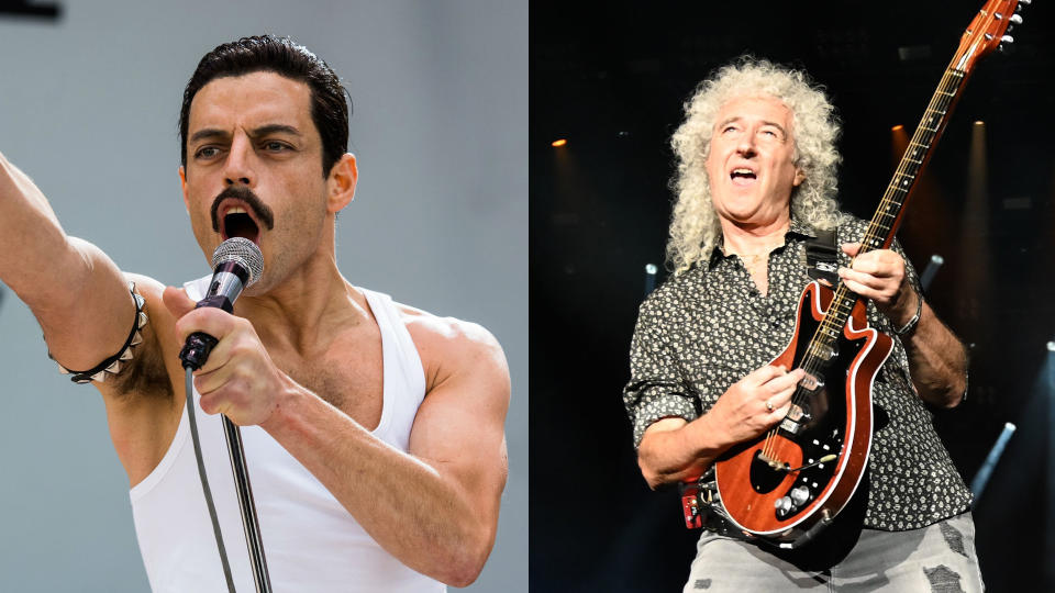 'Bohemian Rhapsody' was a huge, Oscar-winning success. (Credit: Fox/Peter Parks/AFP via Getty)