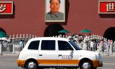 Taxi! Chinese Firm Saves British Icon