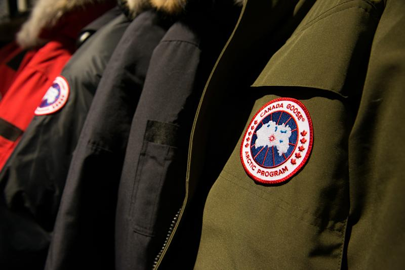 ab62beab5d1 Armed robbers target people wearing Canada Goose coats