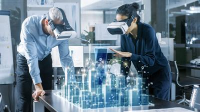 COVID-19 Impact Assessment on the Virtual Reality Industry: A Key Opportunity for Creators of VR & AR Systems to Promote Their Products - ResearchAndMarkets.com (PRNewsfoto/Research and Markets)