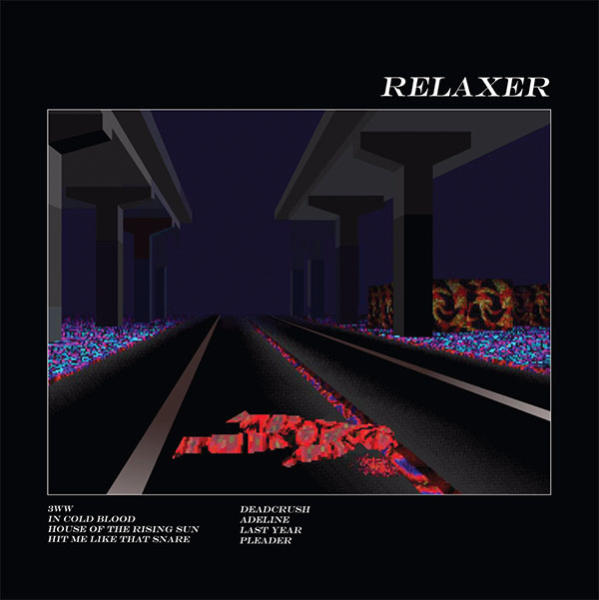 *Relaxer* is coming this summer