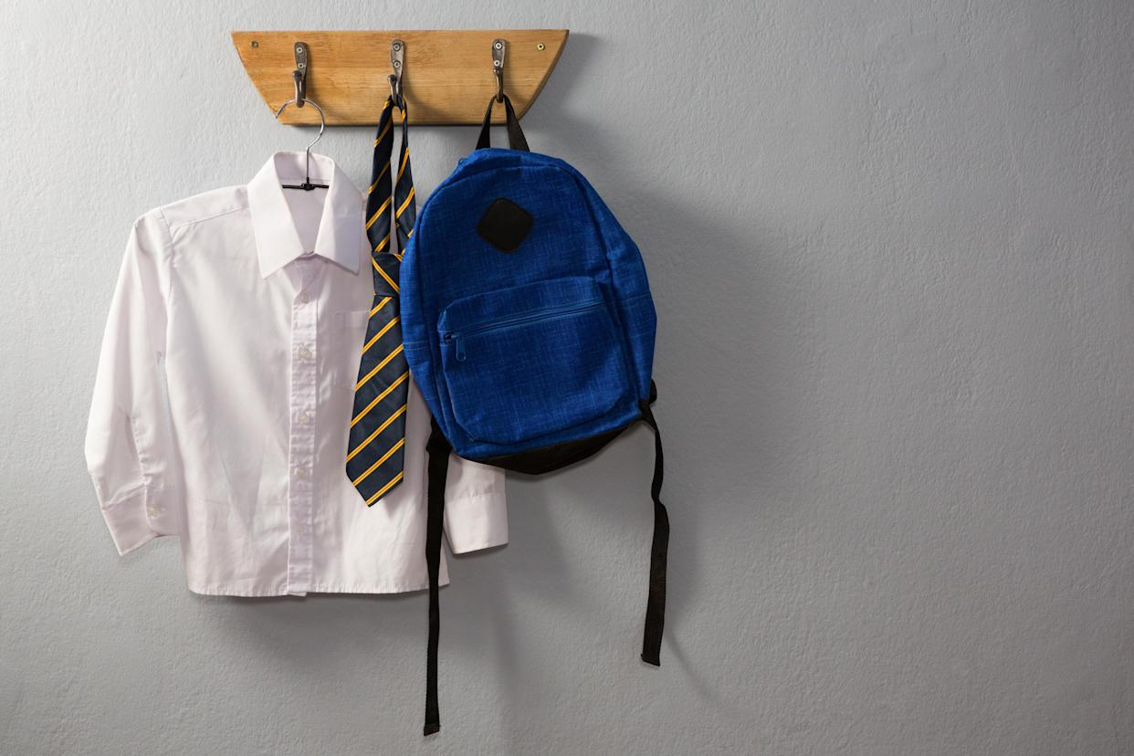 Should you buy everything new when your kids go back to school? [Photo: Getty]