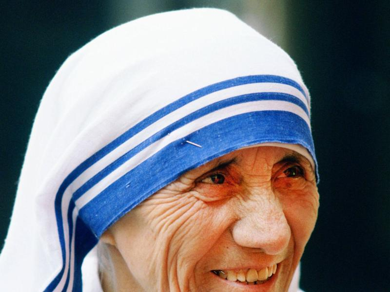 essays about mother teresa