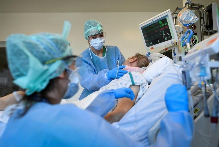 Most coronavirus patients in intensive care are now in their 40s, 50s and 60s