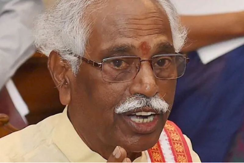 'Puppet in AIMIM Hands': Dattatreya Lashes At Telangana Govt For Not Celebrating Liberation Day