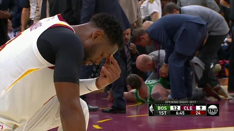 LeBron James injury: Cleveland Cavaliers star still questionable before Boston Celtics matchup
