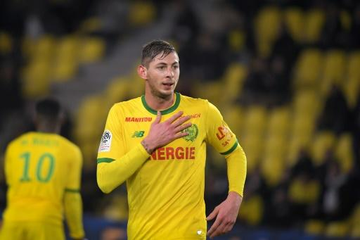 Emiliano SALA signs with Cardiff City in club transfer record