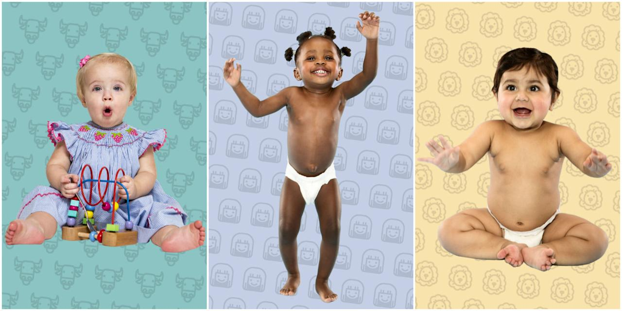 <p>These names and newborns are a match made in, well, heaven.</p>