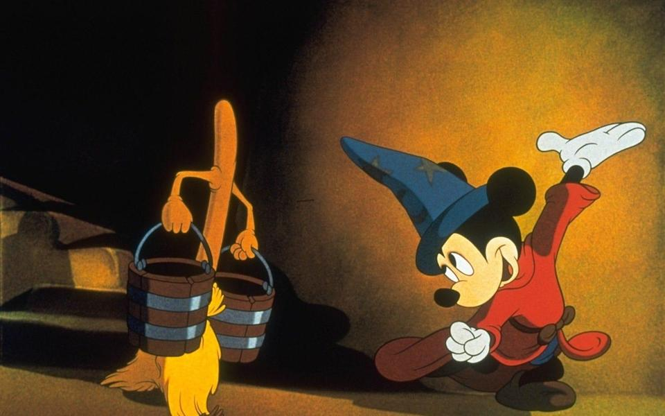 Buckets of goodies: Disney's entire catalogue – including Fantasia and Mulan – will be on Disney+ - Disney
