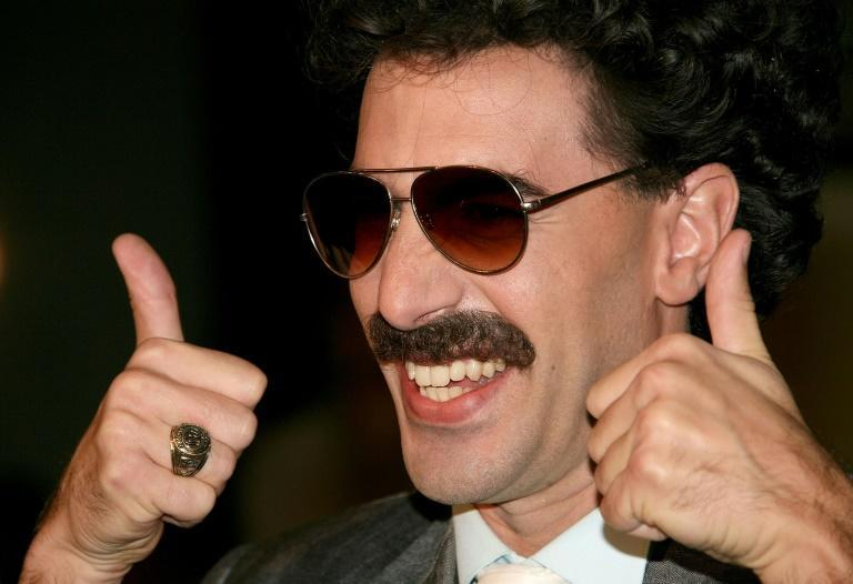 The first Borat film was released in 2006