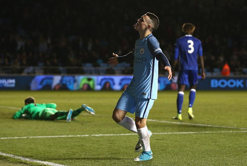 Man City & Chelsea all square after entertaining FA Youth Cup final clash