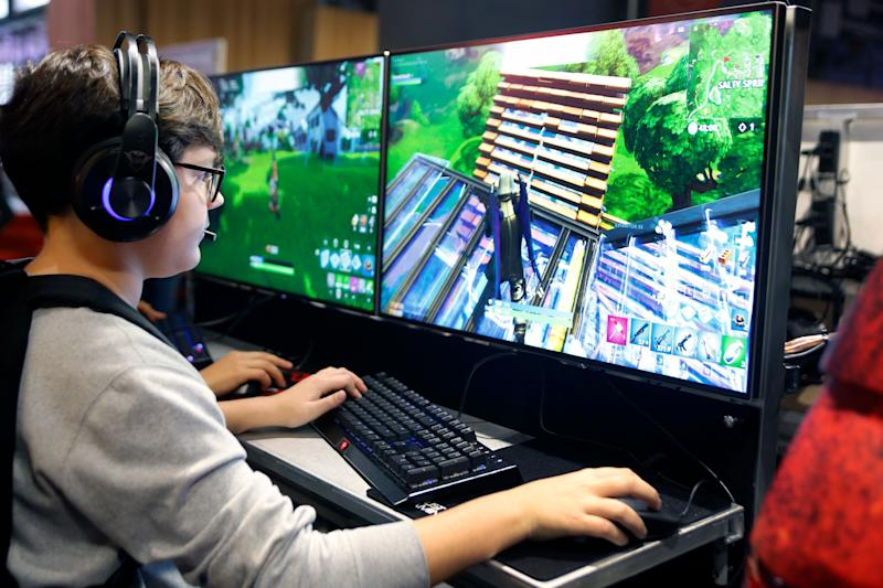 Gaming companies are fighting disappointing sales and 'Fortnite'