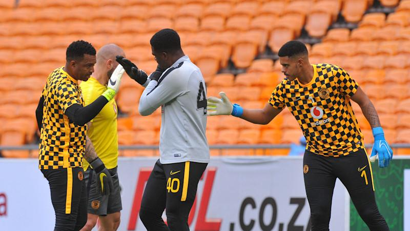 Orlando Pirates coach Fadlu Davids expects Akpeyi to start ahead of Khune for Kaizer Chiefs
