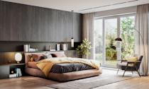 """<p>When the temperature starts to drop, the blankets piled up on your bed get thicker—and the color palette shifts from creamy pastels to a whole <a href=""""https://www.elledecor.com/design-decorate/color/g3221/fall-colors/"""" rel=""""nofollow noopener"""" target=""""_blank"""" data-ylk=""""slk:range of earthy hues"""" class=""""link rapid-noclick-resp"""">range of earthy hues</a> to mirror the falling leaves. These soothing colors can also help you create a sanctuary of calm in your <a href=""""https://www.elledecor.com/bedroom-design/"""" rel=""""nofollow noopener"""" target=""""_blank"""" data-ylk=""""slk:bedroom"""" class=""""link rapid-noclick-resp"""">bedroom</a>, which feels more important than ever these days. Here, allow us to guide you through the best <a href=""""https://www.elledecor.com/design-decorate/g3213/fall-decorations/"""" rel=""""nofollow noopener"""" target=""""_blank"""" data-ylk=""""slk:fall decor"""" class=""""link rapid-noclick-resp"""">fall decor</a> updates so that, above all else, your bedroom will be a source of comfort and coziness to you in this and every season.</p>"""