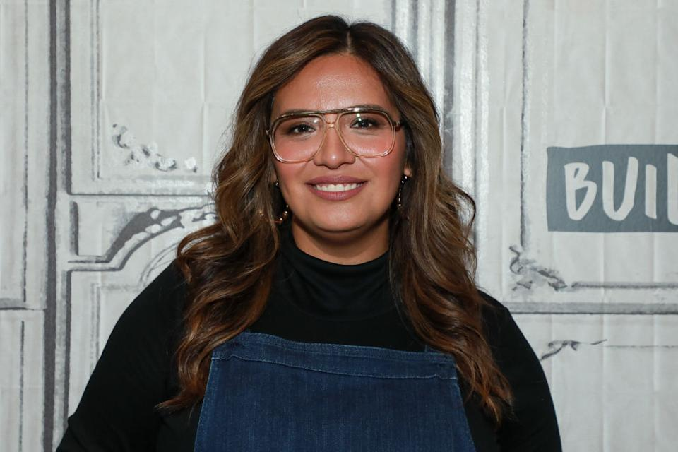 Cristela Alonzo is speaking out about the lack of diversity in Hollywood. (Photo: Jason Mendez/Getty Images)