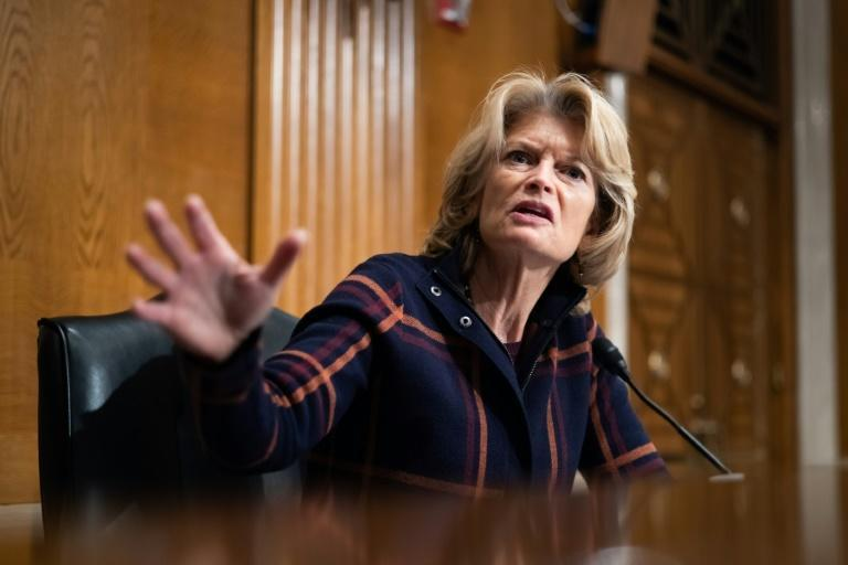 US Senator Lisa Murkowski, a moderate Republican from Alaska, has broken with Donald Trump on multiple occasions, and could potentially vote to convict him in his Senate impeachment trial