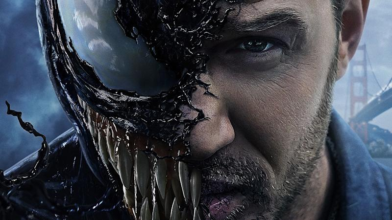 Tom Hardy Reveals Whether Tom Holland's Spider-Man Appears in 'Venom'