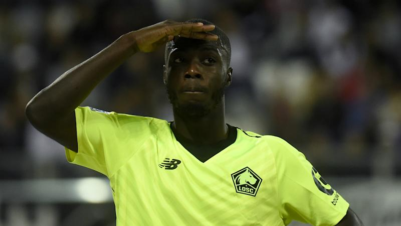 Lille president wants Arsenal & PSG target Nicolas Pepe to stay in Ligue 1
