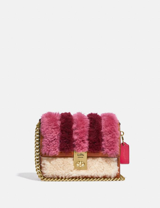 Hutton Shoulder Bag 18 With Patchwork - Coach, $330 (originally $550)