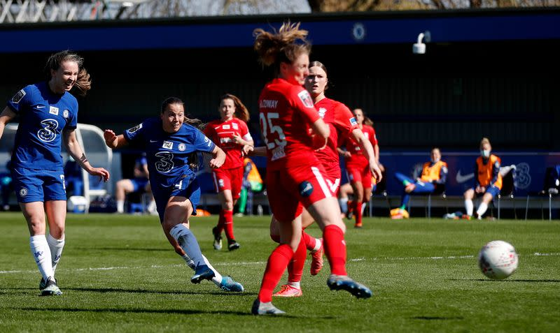 Women's Super League - Chelsea v Birmingham City