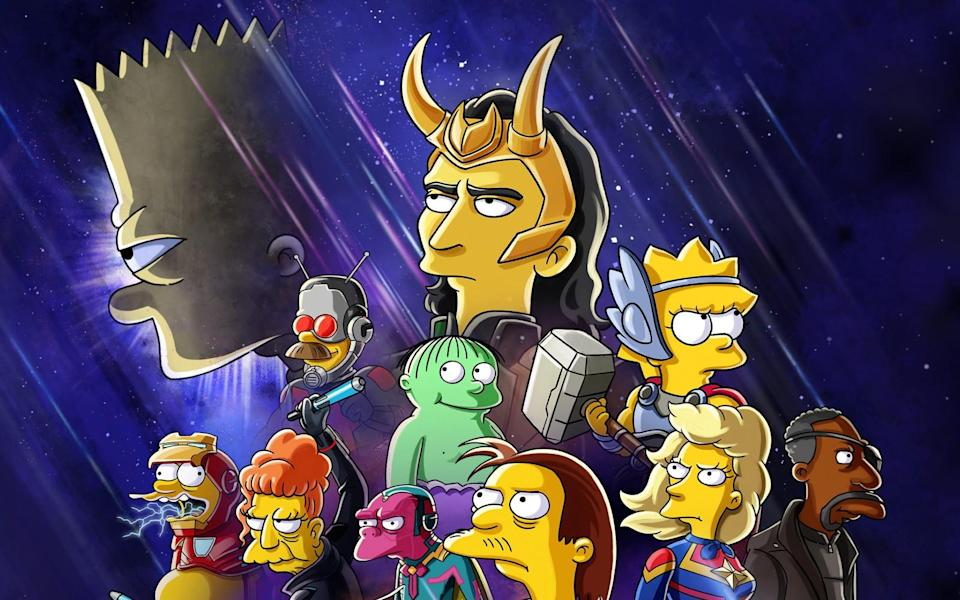 The Good, The Bart, and The Loki