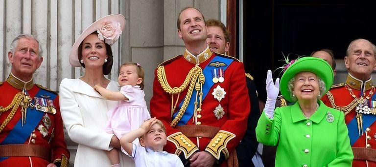 <p>It's common knowledge that Prince Charles is the heir to the British throne, and that Prince William will follow after his father, and so forth. But where is Princess Charlotte's place in the line of succession? What about Princess Anne? And how did the Sussexes' son Archie Harrison, who was born in May of 2019, impact the order? <br></p><p>Read on for the full line of succession from the Prince of Wales to George Windsor, the Earl of St Andrews. </p>