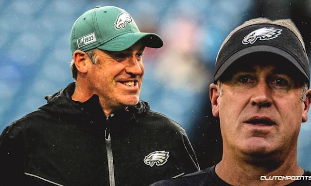 Eagles' Doug Pederson Says Patriots Seem To Keep Getting Better