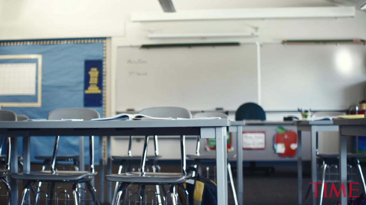 """A Colorado school district has closed all 46 of its schools following the spread of an """"extremely contagious virus."""""""