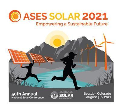 Join ASES online or in person for their special celebration of the 50th Annual National Solar Conference, SOLAR 2021: Empowering a Sustainable Future from August 3-6, 2021. More information can be found at ases.org/conference.