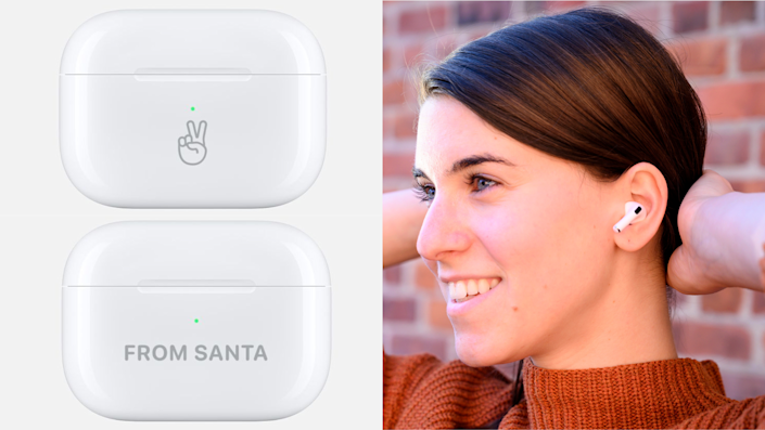 Best gifts for girlfriends: Apple AirPods Pro