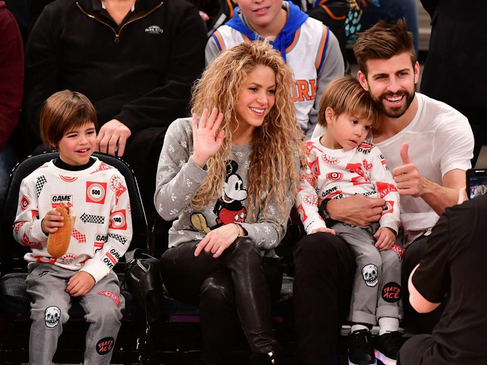 """<p><a href=""""https://people.com/tag/shakira/"""" rel=""""nofollow noopener"""" target=""""_blank"""" data-ylk=""""slk:Shakira's"""" class=""""link rapid-noclick-resp"""">Shakira's</a> """"Hips Don't Lie"""" and neither does she about the realities of being a mother. </p> <p>The singer is mom to<a href=""""https://people.com/parents/shakira-family-album-photos/"""" rel=""""nofollow noopener"""" target=""""_blank"""" data-ylk=""""slk:two boys"""" class=""""link rapid-noclick-resp""""> two boys</a>, Milan, 8, and Sasha, 6, whom she shares with partner and Spanish soccer player Gerard Piqué.</p> <p>While Shakira has been well adjusted now to the responsibilities of motherhood, back in the early stages of being a new parent she got real about the challenges she faced. </p> <p>""""I'm one of those tiger moms, who is all the time looking for help and information online and researching and reading. It's not easy to be a mother,"""" the singer <a href=""""https://people.com/parents/shakira-help-raising-sons-fisher-price-panel/"""" rel=""""nofollow noopener"""" target=""""_blank"""" data-ylk=""""slk:said back in 2015"""" class=""""link rapid-noclick-resp"""">said back in 2015</a> during the <a href=""""http://www.fisher-price.com/en_US/index.html"""" rel=""""nofollow noopener"""" target=""""_blank"""" data-ylk=""""slk:Fisher Price"""" class=""""link rapid-noclick-resp"""">Fisher Price</a>'s Happy Factor Panel, which focused on the challenges of early motherhood.</p> <p>""""Maybe the biggest change is that I think about the future more, what the world will be like for him when he grows up. But when it comes to living, it's all about the present,"""" Shakira told <a href=""""https://people.com/awards/shakira-says-motherhood-taught-her-to-savor-the-present/"""" rel=""""nofollow noopener"""" target=""""_blank"""" data-ylk=""""slk:PEOPLE in 2014"""" class=""""link rapid-noclick-resp"""">PEOPLE in 2014</a> about becoming a mom for the first time. """"I'm finally able to really savor all of those little moments that, in the early days of my career, I was too busy thinking about the next thing to just stop, take it all in, and enjoy.""""</p>"""