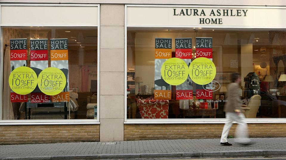 <p>Andrew Khoo expects to reduce the number of UK stores from 160 to 120.</p>