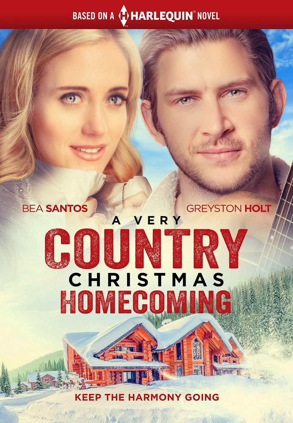 """<p>When a country music star needs a break from fame and returns home for the holidays he, you guessed it, falls in love with a spunky single mom who lives in a small town but has big dreams. Hey, a holiday rom-com can be a li'l predictable and still totally entertaining, k?</p><p><a class=""""link rapid-noclick-resp"""" href=""""https://www.netflix.com/title/81319145"""" rel=""""nofollow noopener"""" target=""""_blank"""" data-ylk=""""slk:Watch Now"""">Watch Now</a></p>"""