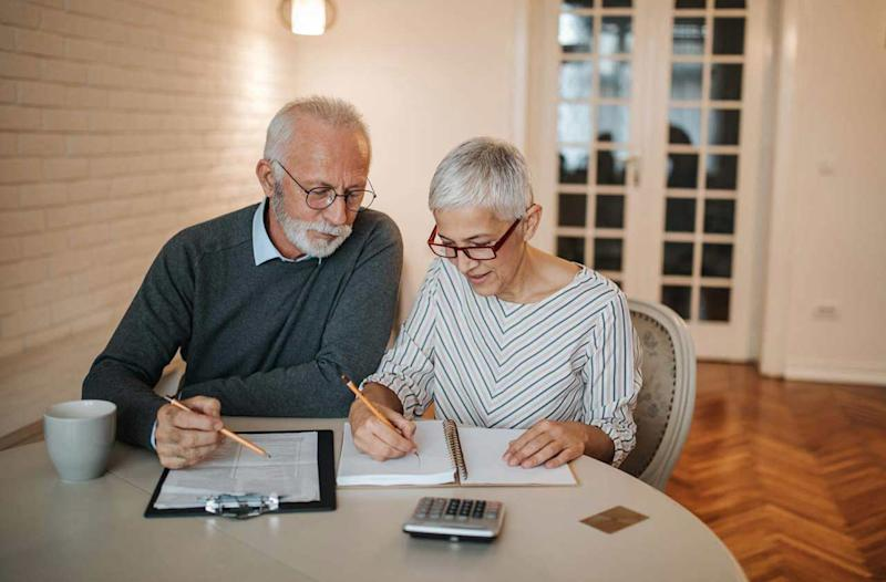 Till Debt Do We Part: The Golden Years Are Tarnishing