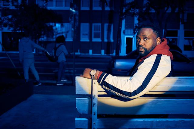"Brian Tyree Henry on ""Atlanta."""